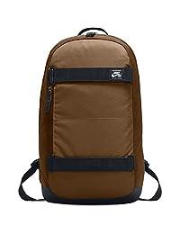 777ba4597c2 Nike SB Courthouse Skateboarding Laptop Backpack - Ale Brown Black White