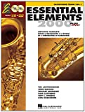 Essential Elements EE2000 Tenor Saxophone, , 9043123625