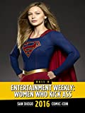 Women Who Kick Ass Panel:SDCC 2016