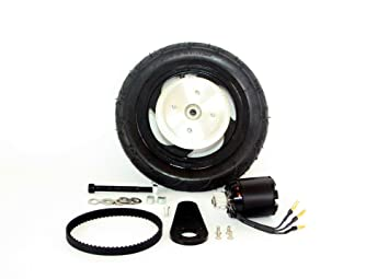 Electric Town 7 Scooter Conversion Kit DIY Lightest Electric ...