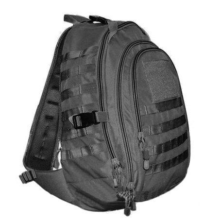 Condor Outdoor Ambidextrous Sling Bag Backpack #140 (Black), Outdoor Stuffs