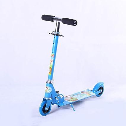 Defect Patinete para niños Sencilla Bicicleta de Dos Ruedas ...