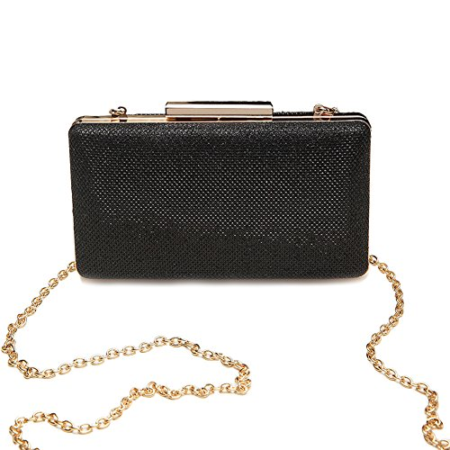 Wallet Women Bag for Handbag Black Designer Clutches Purse Clutch Evening Party Wedding 6F1vqgqw8