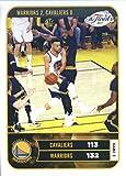 2017-18 Panini Stickers #417 Game 2 '17 NBA Finals