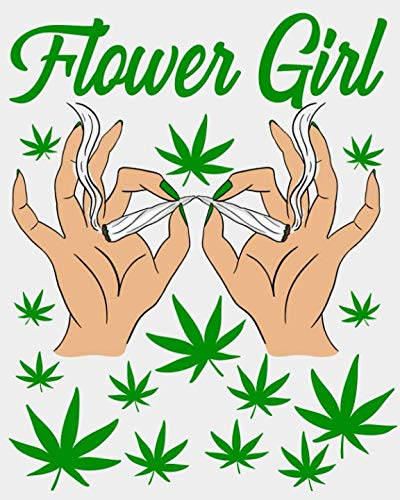 Flower Girl: A Cannabis Log Book to Record Your Best Buds