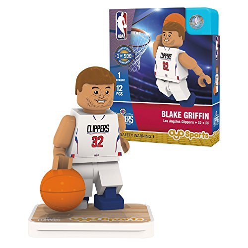 OYO Sports NBA Minifigure Los Angeles Clippers Blake Griffin