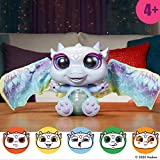 furReal Moodwings Snow Dragon Interactive Pet