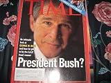 Time Magazine June 21 1999 President Bush? * Summer's Goofy Movies