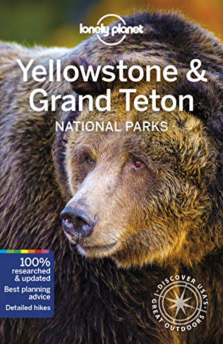 Lonely Planet Yellowstone & Grand Teton National Parks (Travel Guide) - Hot Springs Yellowstone National Park