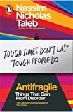Book Cover for Antifragile: Things That Gain from Disorder