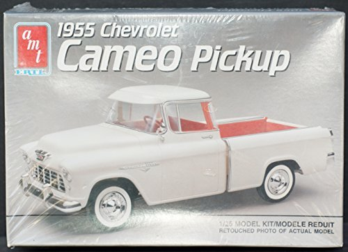Cameo Chevy Truck Pickup - AMT 1955 Chevrolet Cameo Pickup Model