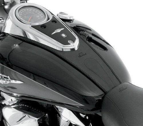Plain Mustang Motorcycle Seats Cruiser Tank Bib