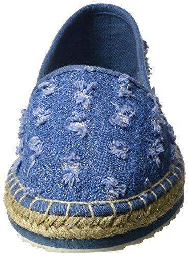 Comb Mujer Tozzi 811 Azul Mocasines 24203 Para jeans Marco gRqA070