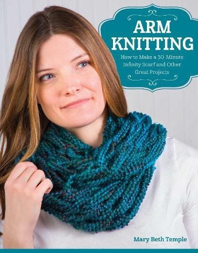 Amazon Arm Knitting How To Make A 30 Minute Infinity Scarf And
