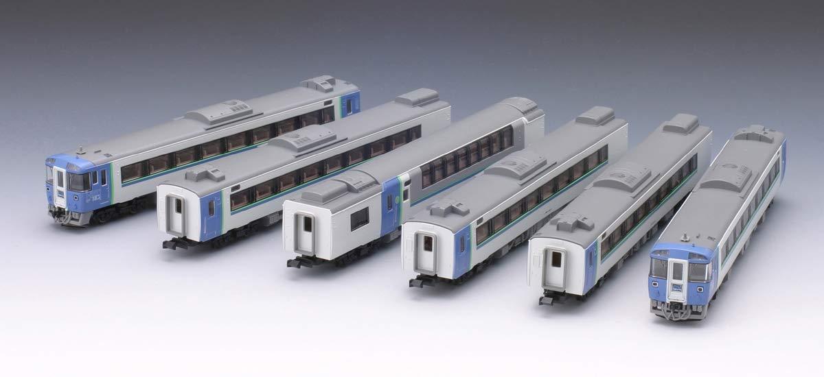 TOMIX Nゲージ キハ183-2550系 B000TCO0CS HET 基本6両セット 92781 鉄道模型 ディーゼルカー TOMIX キハ183-2550系 B000TCO0CS, 人気定番:ebbe9222 --- mail.tastykhabar.com