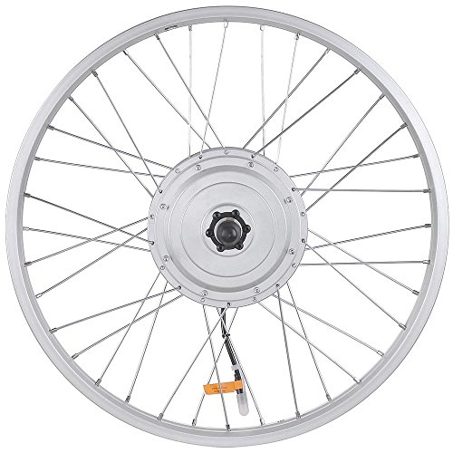 Amazon Com Aw 20 5 Electric Bicycle Front Wheel Frame Kit For 24