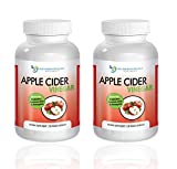 #4: Doctor Recommended 1500 mg Organic Apple Cider Vinegar Capsules - Detox and Cleansing Support - Promotes Gut Health - Includes Probiotics - Made with Coconut, Aloe, and Astragalus - Made in the USA