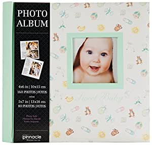 2UP FRAME FRONT SWEET BABY PHOTO ALBUM
