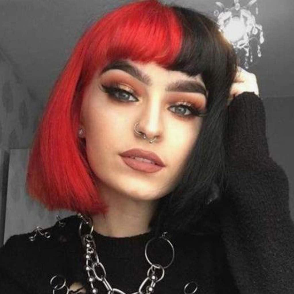 JieGREAT - Peluca de mujer sexy para cosplay, peluca, color ...