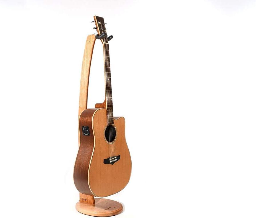 Ruach - Soporte de madera para guitarra acústica y eléctrica ...