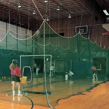 Jugs Indoor Batting Cage Install N8000 by Jugs