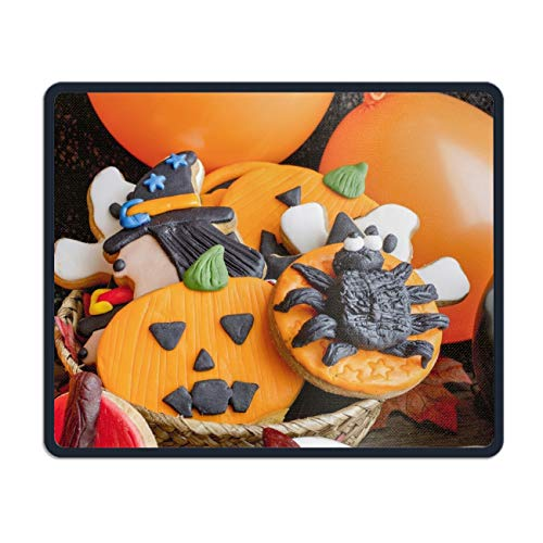 Holiday Halloween Biscuit Gaming Mouse Pad -