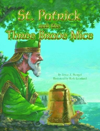 St. Patrick and the Three Brave Mice by Pelican Publishing (Image #2)
