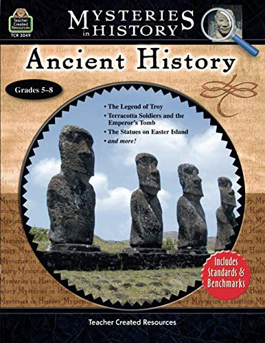 Mysteries in History: Ancient History: Ancient History