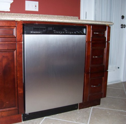 Check expert advices for dishwasher magnet stainless steel?