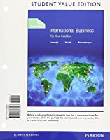 International Business: The New Realities, Student Value Edition Plus MyLab Management with Pearson eText -- Access Card Package (4th Edition)