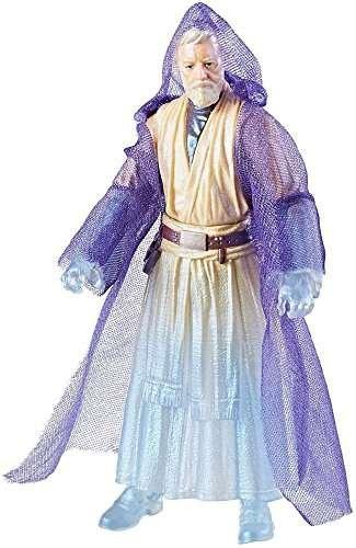 Star Wars 2017 The Black Series Obi-Wan Kenobi Action Figure 6 Inches Force Spirit
