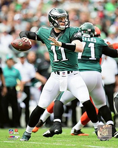 Eagles Carson Wentz First Win 11