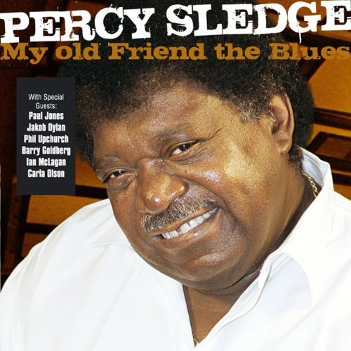 (My Old Friend the Blues by Percy Sledge [Music CD])