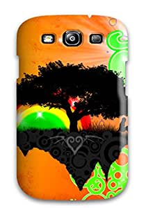 Tina Chewning's Shop Galaxy S3 Well-designed Hard Case Cover Vector Protector