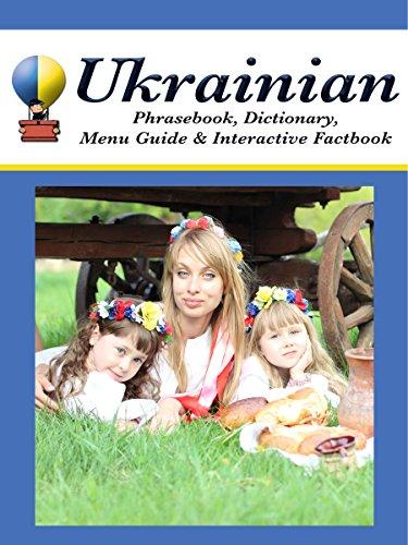 Ukrainian Phrasebook, Dictionary, Menu Guide & Interactive Factbook...