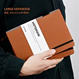 Thick Classic Notebook with Pen Loop - Lemome A5