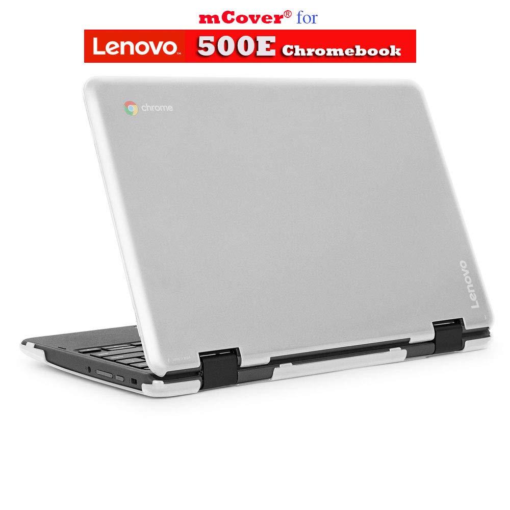 mCover - Carcasa rígida para portátil Lenovo 500E 2 en 1 de ...