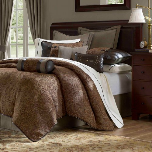 - Hampton Hill Drummond Duvet Style Comforter Set King Multi, Multicolor