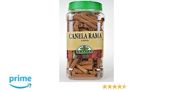 Canela en Rama (Cassia) - 400gr: Amazon.es: Alimentación y ...