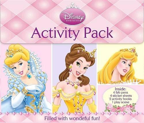 Disney Boxset Activity: Princess ebook