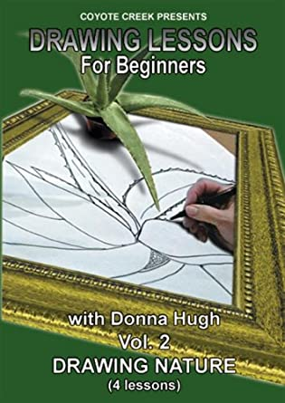 Amazoncom Drawing Lessons For Beginners Volume 2 Drawing