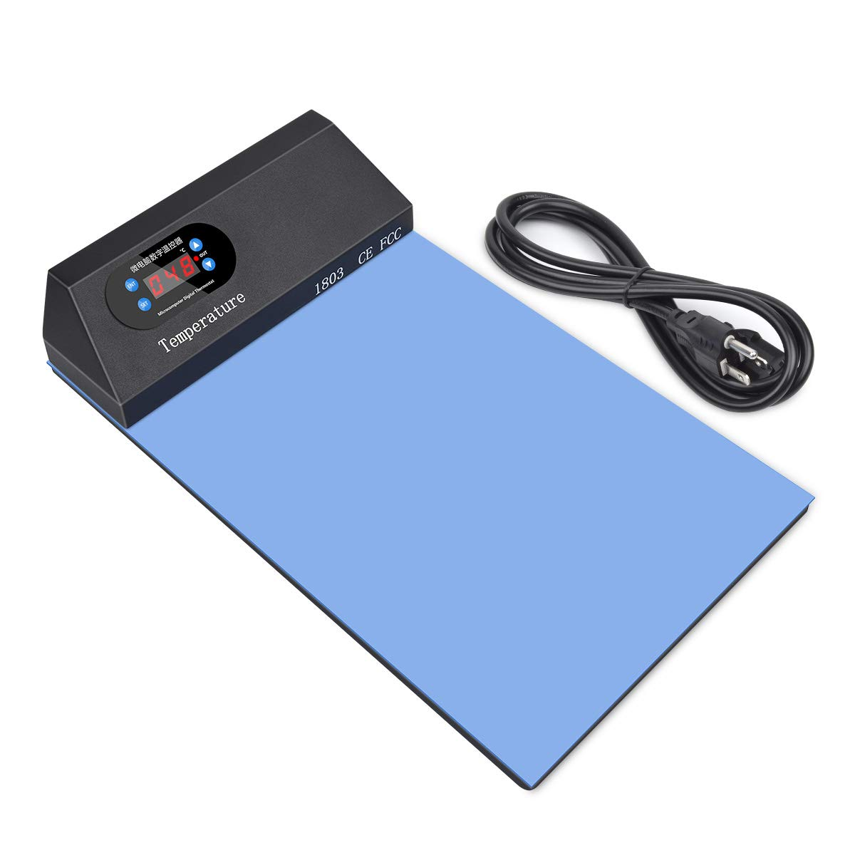Heating Pad Compatible with iPad iPhone LCD Screen Separator Machine Repair Tool Heating Plate