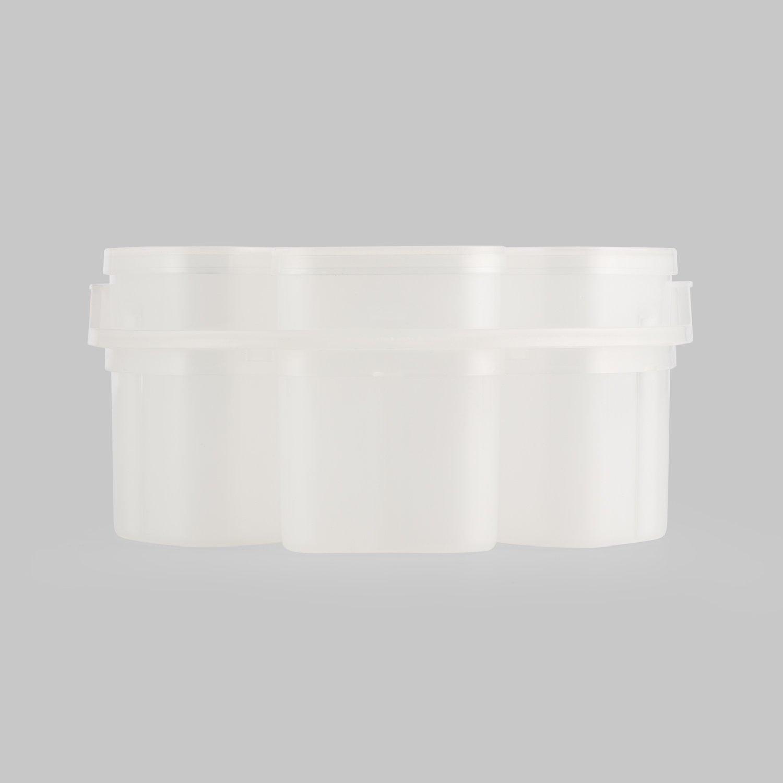 Klarstein Accessoire yaourti/ère pour Hotpot Multi Cooker 6 pots de 150 ml