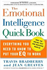 The Emotional Intelligence Quick Book Hardcover