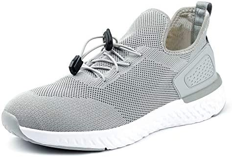 KUAILU Men s Running Shoes Lightweight Breathable Mesh Athletic Sport Walking Shoes Outdoor Sneakers