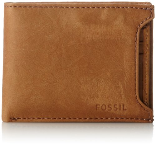 fossil-mens-ingram-sliding-2-in-1-wallet-cognac-one-size