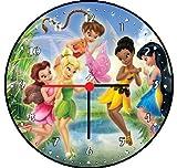 Disney Fairies Wall Clock
