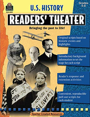 - US History Readers' Theater Grd 5-8