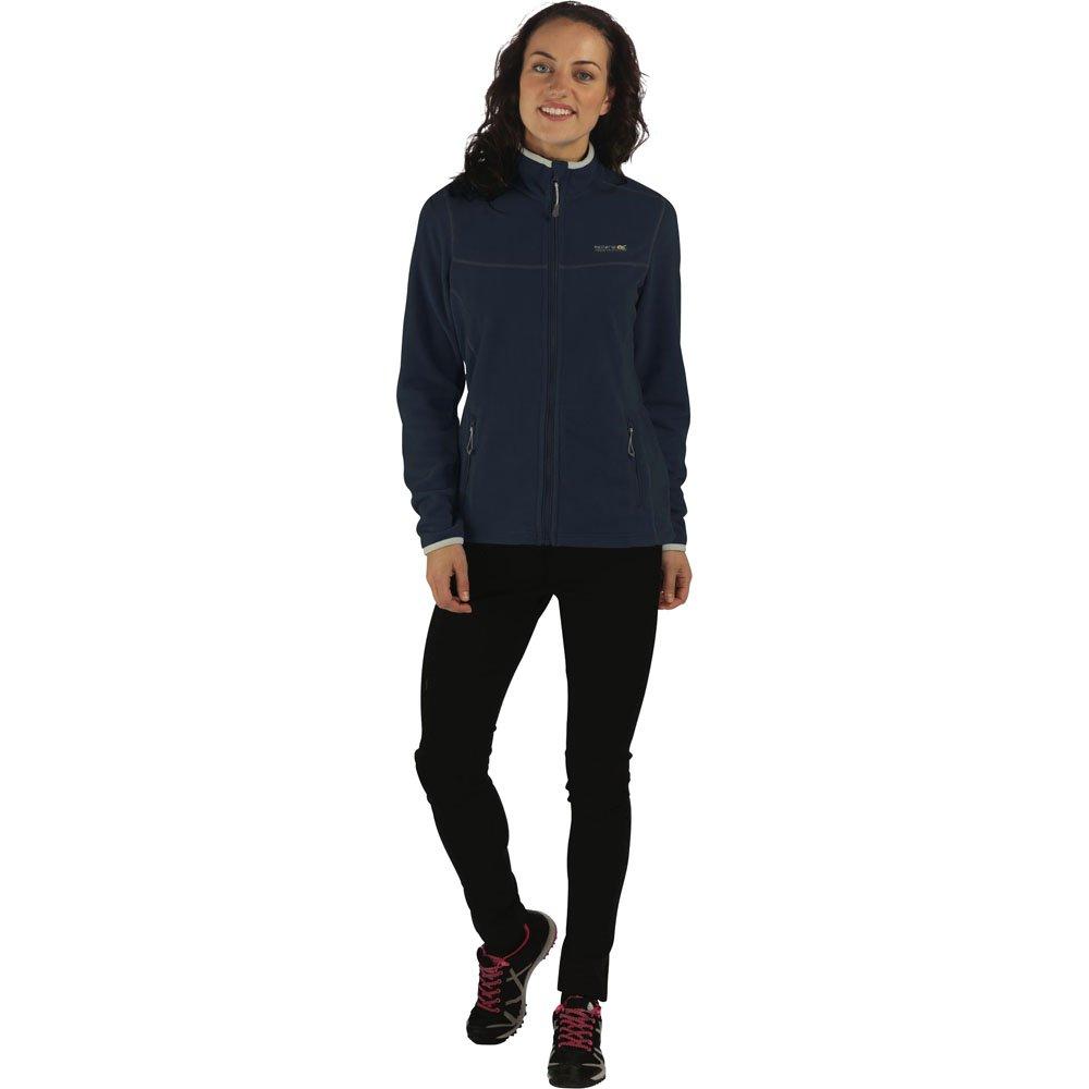 Regatta Damen Floreo II Stretch Full-Zip Fleece Jacke
