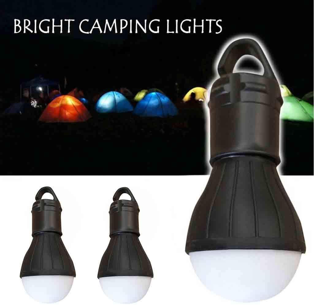 3W Fishing Camping Light Lamp LED Hanging Bulb Tent Lantern Outdoor Emergency